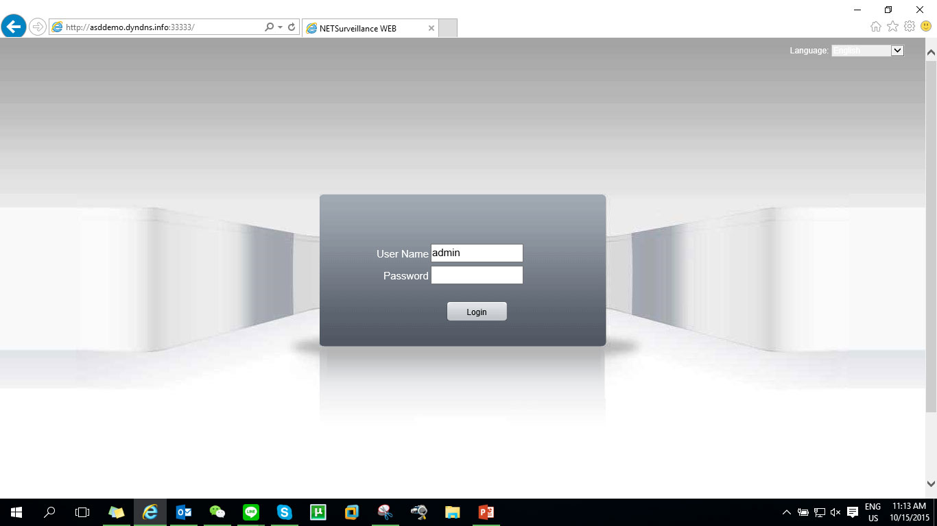 demo3-web-login
